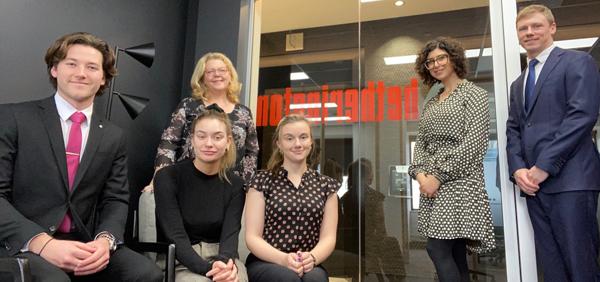 New Perth Office team